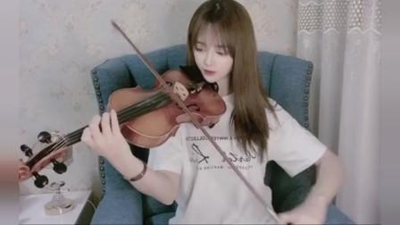 练了10年的小提琴,终于可以拉出完整的曲子了!