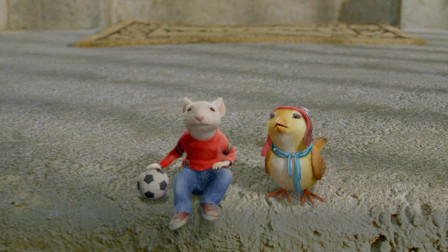 小老鼠爱上一只小鸟,为了爱情学会了飞行,一部动物冒险电影