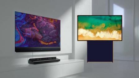 无边框8K摄像头旋转屏,创维三星CES2020秀电视盛宴