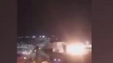 伊拉克再发生爆炸 多枚火箭弹射向美国使馆 造成6人受伤 首都晚间报道 20200106 1080