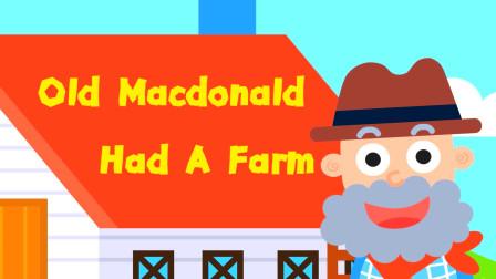 乔治律动儿歌:Old Macdonald Had Farm 经典儿歌演绎