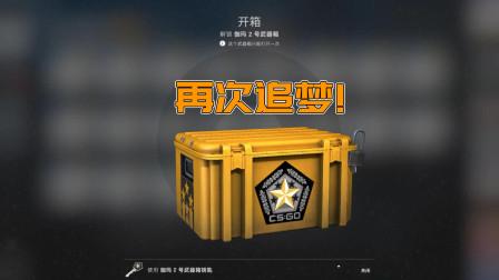 CSGO开箱:540块钱拿去开箱可以开到啥