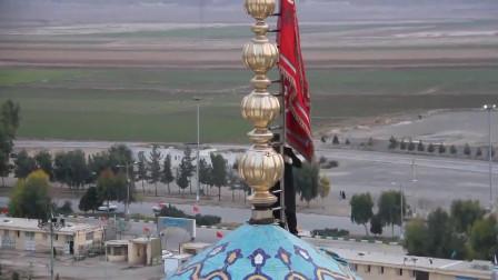绝对军视 伊朗升起复仇旗帜,美军警告将摧毁52个目标