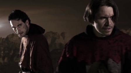 黑暗复仇者:军队已经集结完毕,主人一声令下后战斗开始