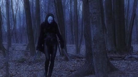 黑暗复仇者:两队人守株待兔,面对怪兽躲进木房子里
