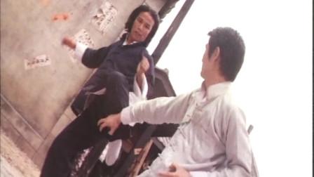 恶少杀了人,陆同春要抓他,白衣高手出手阻拦
