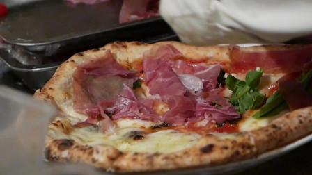 街头小吃 日本披萨