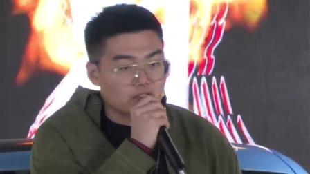 张泽透露欧洲穷游,现场展示Beatbox 燥公园 20200107