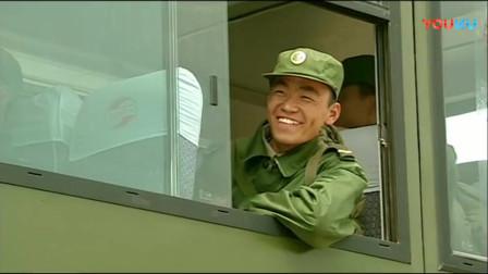 """《士兵突击》高连长分兵,不料许三多撞枪口,上了""""豪华大巴""""和成才显摆!"""