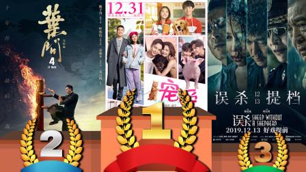 【2020国内票房榜】元旦首周,新片《天使陷落》《亲爱的新年好》上榜,《宠爱》周票房冠军