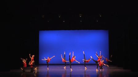 北舞毕业供需双选会《忆留芬芳》,跳舞的女生最有魅力最吸引人!