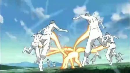火影忍者:鸣人的花式螺旋丸再添一招,迷你螺旋手里剑让白绝吃瘪