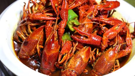 夏天,小龙虾占据了你的胃吗?榴莲味的小龙虾,你吃过吗