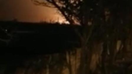 乌克兰客机坠毁现场视频 机上人员全部遇难