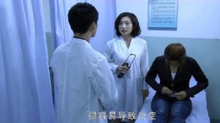 女医生尽职尽责,手把手对助手讲解实例,助手秒懂!