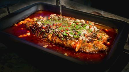 小伙教你如何用烤箱烤鱼,自己在家做,却比外面的好吃,狂吃三大碗饭