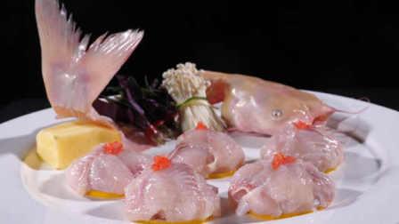 国宴级菜品!豆汤生涮鮰鱼片,冬天吃全身暖洋洋