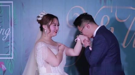 湖南一32岁丰满性感的二婚嫂,嫁25岁小伙,彩礼46万,新娘体态丰满,一脸旺夫相