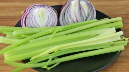 年夜饭洋葱这样做,比吃肉还香,营养又解馋,一大锅上桌就抢光!