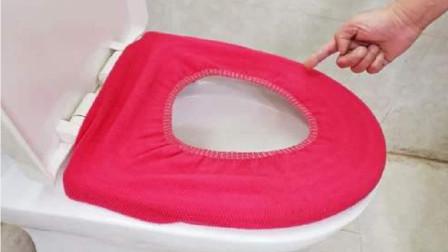 今天才知道,卫生间马桶垫这么多年原来安装错了,这才是正确方法