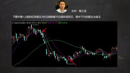 股票价格移动平均线的金叉见底和死叉见顶的正确解读