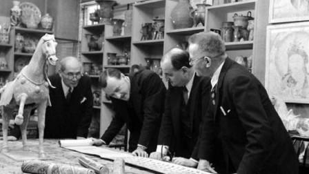 10万件文物被卖往欧洲,中国最大文物贩子,却是受人尊敬的古董商