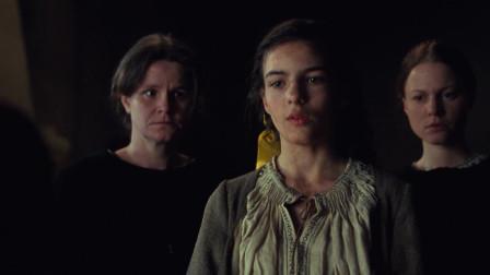 女伯爵:伊丽莎白让小女孩离开城堡,小女孩逃出城堡却被男子杀害