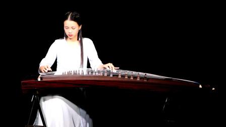 古筝演奏《橄榄树》经典老歌,思乡的旋律,飘逸的曲风,听得舒服