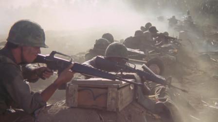 窒息的战斗 近乎疯狂的死亡冲锋 机枪狂扫之下 尸横遍野!