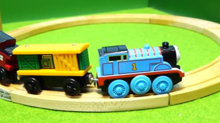 托马斯小火车动画片托马斯玩具大全