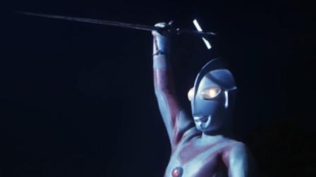 奥特曼中的捉鬼大师,用十字架,将吸血鬼怪兽降伏!