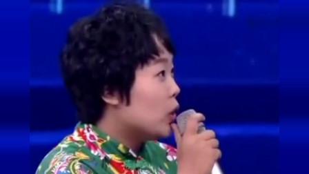 农村小媳妇不容易,唱歌唱到央视,现场调戏男主持!
