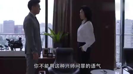 精英律师:邬君梅是遇到对手了,靳东霸道律师上线,她输的服服帖帖