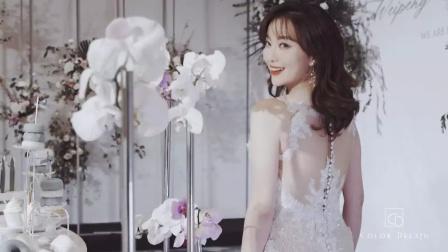 ColorDream作品《安徽电视台女神余声婚礼微电影》