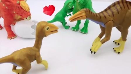 运输机送来各种有趣的恐龙蛋看看都有哪只吧.mp4