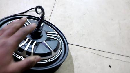 电动车控制器和电机直接用水冲洗,有啥隐患?