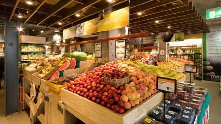 做水果店装修设计时,发现有些店用这些药水,你还敢吃水果吗?