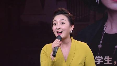 顾欣蕾演唱 《阿瓦尔古丽》,清澈透亮嗓音令人心旷神怡 我歌我秀 20200109