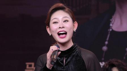 朱正怀演唱《军营飞来一只百灵》,俏皮唱腔令人身心愉悦 我歌我秀 20200109