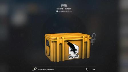 CSGO开箱:最后的尊严!10发命悬一线追梦