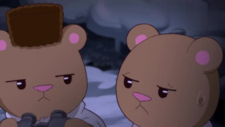 那年那兔那些事:毛熊刚说完感觉有妖气,后面两只兔子就现身了