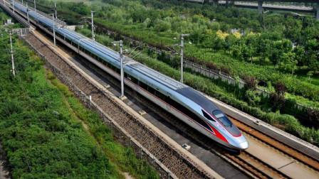 """中国高铁为何世界第一?美国看了我国""""钢轨""""后,总算知道了原因"""
