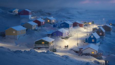 北极已经那么冷了,为啥因纽特人还要住冰屋?进去一看大开眼界!