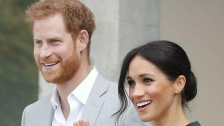 哈里王子夫妇宣布退出王室经济,白金汉宫:失望至极