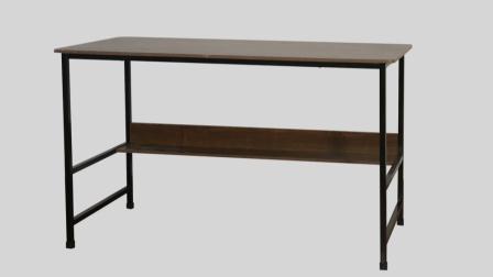 B20049单板桌安装视频