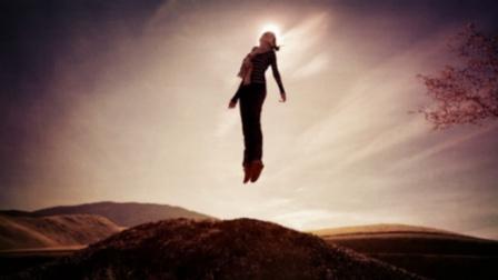 神秘的人体漂浮术,为何人能悬空不掉?