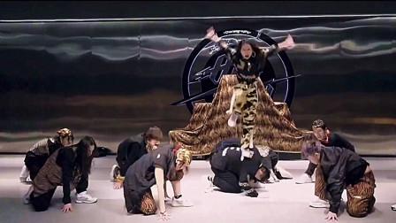 O-DOG演绎小鬼新歌《tiger》,一镜到底拍摄超炫酷,这波走位真牛