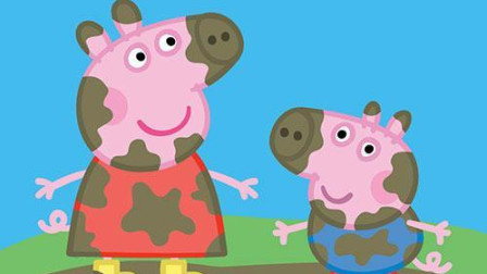 粉红猪小妹系列绘本-微生物