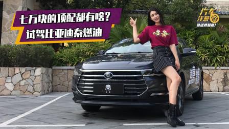 """比亚迪极具杀伤力的SUV,5.99万配""""特斯拉""""大屏, 平均1秒卖1台"""