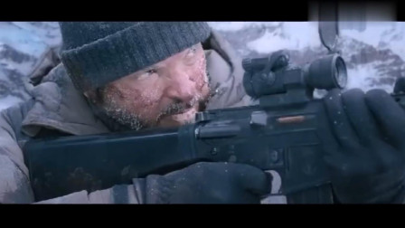 最新冒险动作片,遭遇恶匪一路猎杀,冰峰之巅展开生死大逃杀!